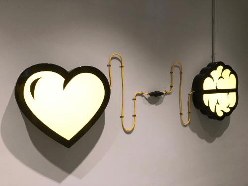 hoofd, hart en ziel in lijn